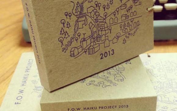 Festival of Writers 2013 Haiku Project